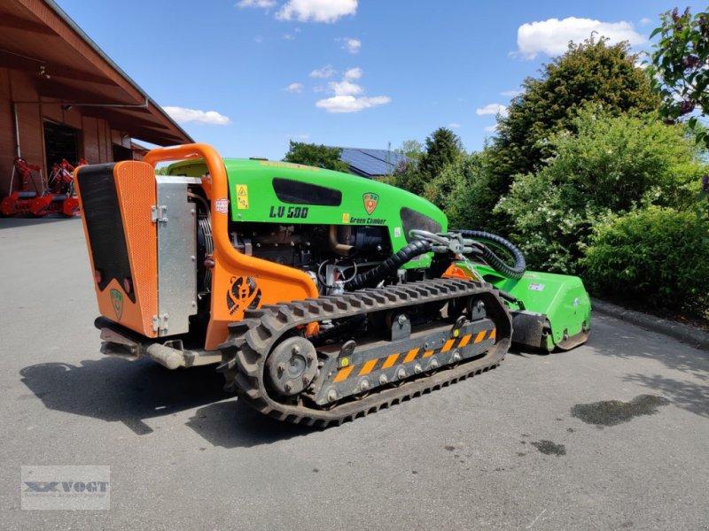 Böschungsmähgerät des Typs MDB Mulchraupe Mähraupe LV500, Vorführmaschine in Schmallenberg (Bild 15)