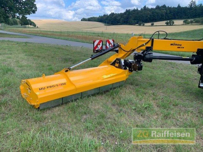 Böschungsmähgerät des Typs Müthing MU-Pro/S 250, Gebrauchtmaschine in Walldürn (Bild 1)