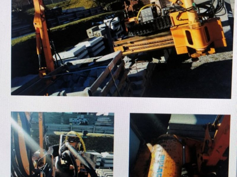 Böschungsmähgerät типа Mulag FME 600, Gebrauchtmaschine в Helgisried (Фотография 1)