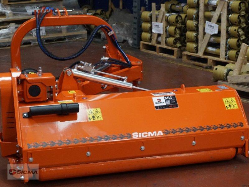 Böschungsmähgerät des Typs SICMA Miglianico ML 180 Böschungsmulcher Seitenmulcher, Neumaschine in Krefeld (Bild 1)