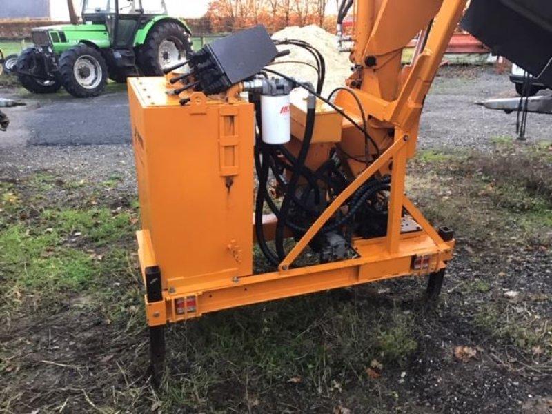 Böschungsmähgerät des Typs SMA LYNX, Gebrauchtmaschine in les hayons (Bild 3)