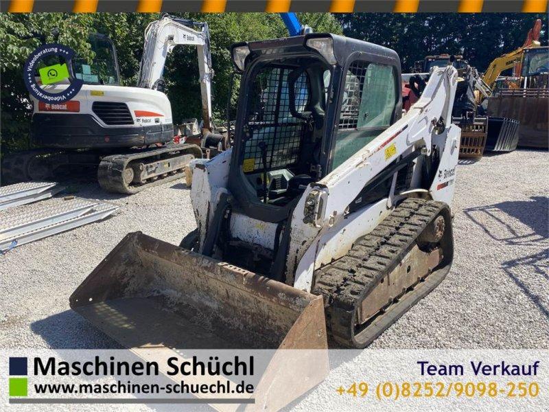 Bulldozer des Typs Bobcat T590 Deltalader, Gebrauchtmaschine in Schrobenhausen (Bild 1)