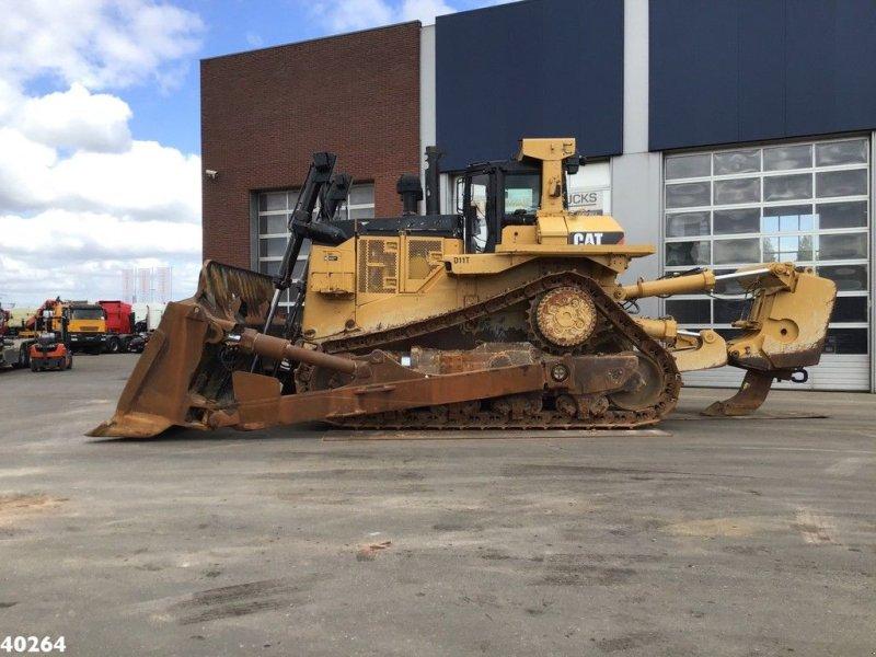 Bulldozer des Typs Caterpillar D11 Dozer + Ripper + EPA, Gebrauchtmaschine in ANDELST (Bild 1)