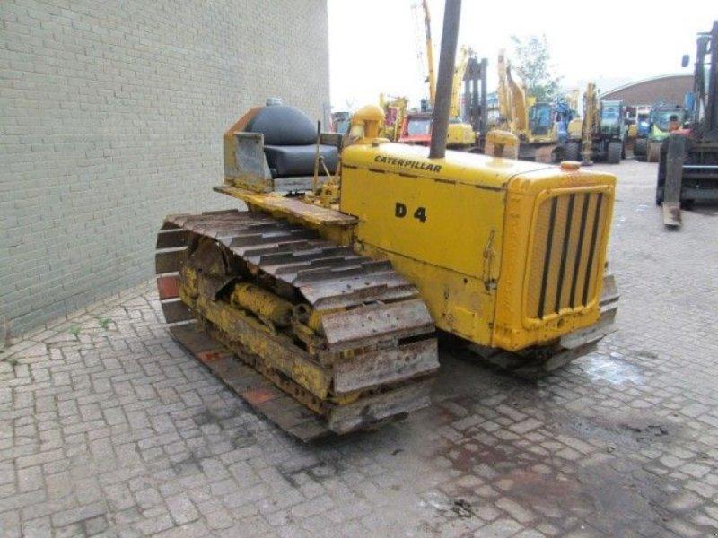 Bulldozer des Typs Caterpillar D4, Gebrauchtmaschine in Barneveld (Bild 2)