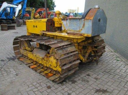 Bulldozer des Typs Caterpillar D4, Gebrauchtmaschine in Barneveld (Bild 3)