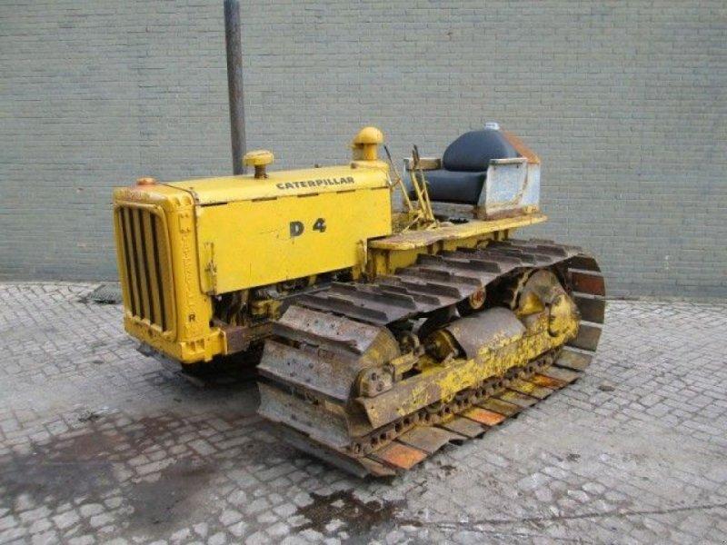 Bulldozer des Typs Caterpillar D4, Gebrauchtmaschine in Barneveld (Bild 1)