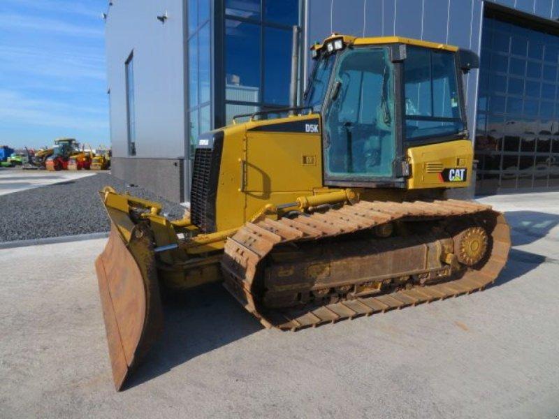 Bulldozer des Typs Caterpillar D5K, Gebrauchtmaschine in Holten (Bild 1)