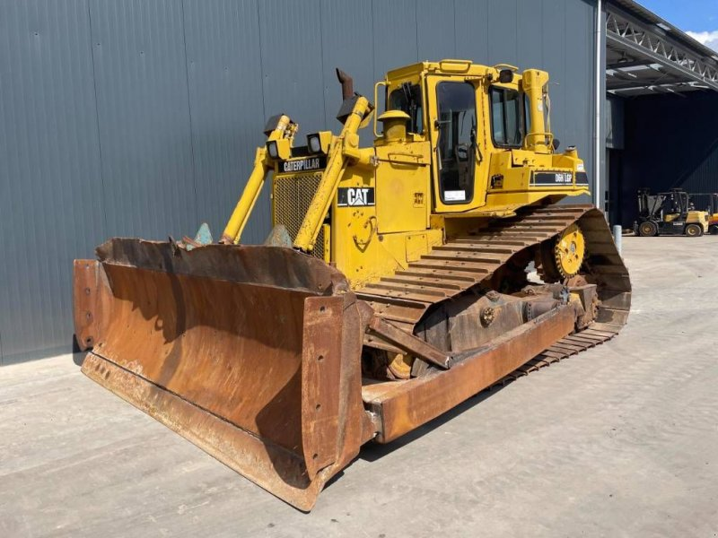 Bulldozer des Typs Caterpillar D6H LGP, Gebrauchtmaschine in Venlo (Bild 1)