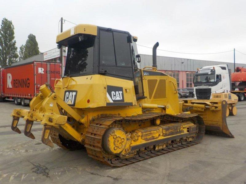 Bulldozer des Typs Caterpillar D6K XL, Gebrauchtmaschine in Dormagen (Bild 3)