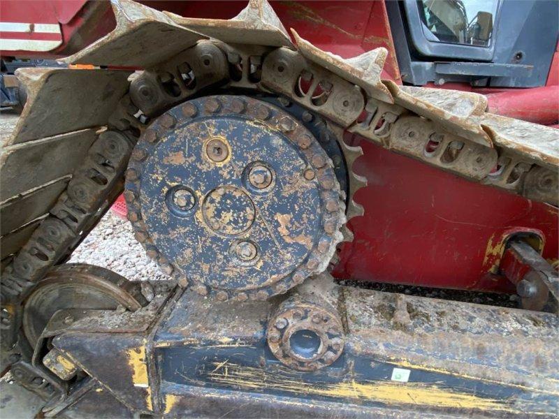 Bulldozer des Typs Caterpillar D6N LGP PAT 6Wege Klapp-Schild TOP Zustand, Gebrauchtmaschine in Schrobenhausen (Bild 11)