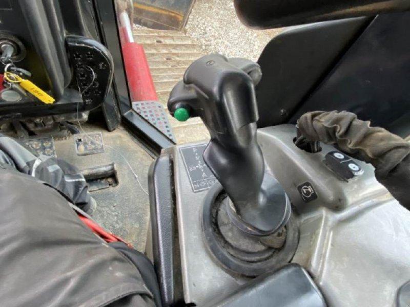 Bulldozer des Typs Caterpillar D6N LGP PAT 6Wege Klapp-Schild TOP Zustand, Gebrauchtmaschine in Schrobenhausen (Bild 16)