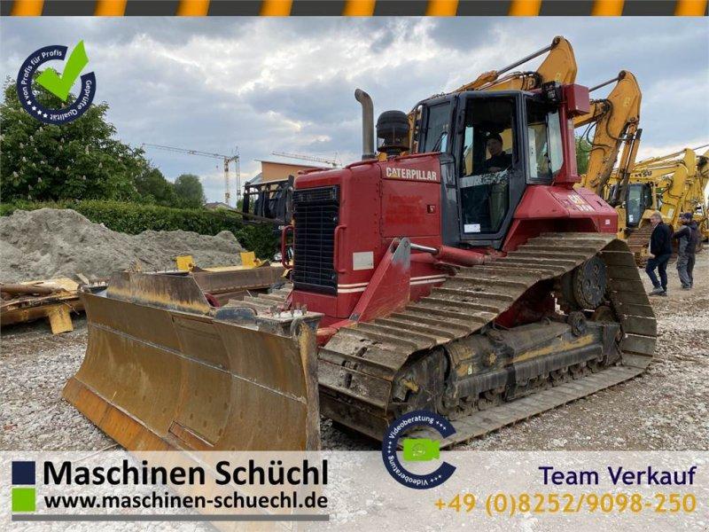 Bulldozer des Typs Caterpillar D6N LGP PAT 6Wege Klapp-Schild TOP Zustand, Gebrauchtmaschine in Schrobenhausen (Bild 1)