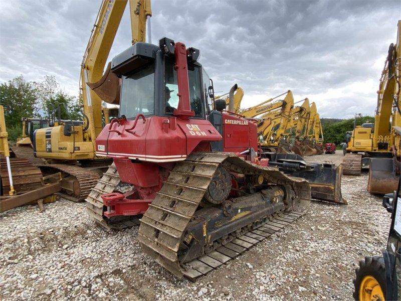 Bulldozer des Typs Caterpillar D6N LGP PAT 6Wege Klapp-Schild TOP Zustand, Gebrauchtmaschine in Schrobenhausen (Bild 7)