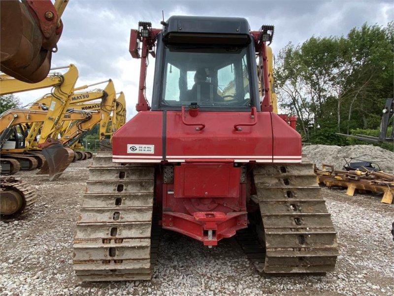 Bulldozer des Typs Caterpillar D6N LGP PAT 6Wege Klapp-Schild TOP Zustand, Gebrauchtmaschine in Schrobenhausen (Bild 6)