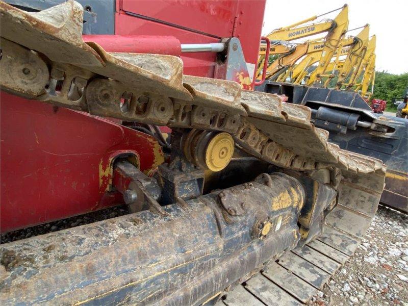 Bulldozer des Typs Caterpillar D6N LGP PAT 6Wege Klapp-Schild TOP Zustand, Gebrauchtmaschine in Schrobenhausen (Bild 12)