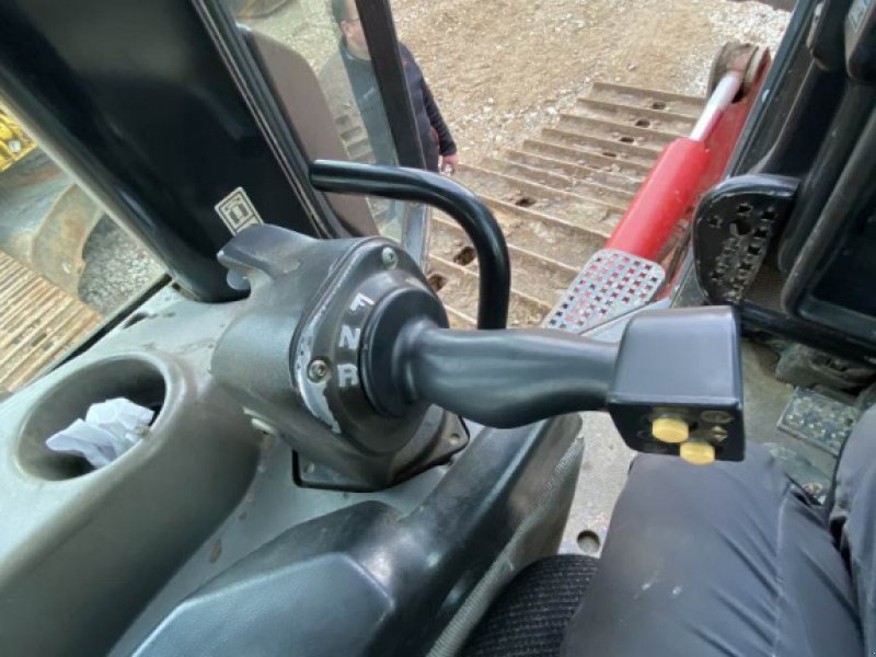 Bulldozer des Typs Caterpillar D6N LGP PAT 6Wege Klapp-Schild TOP Zustand, Gebrauchtmaschine in Schrobenhausen (Bild 15)
