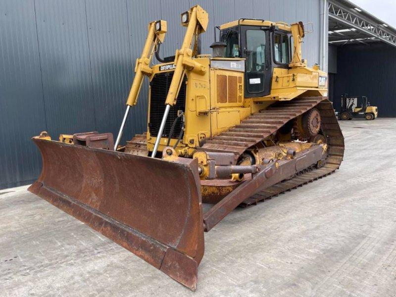 Bulldozer des Typs Caterpillar D7R LGP II, Gebrauchtmaschine in Venlo (Bild 1)