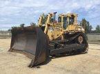 Bulldozer des Typs Caterpillar D9N ekkor: St Aubin sur Gaillon