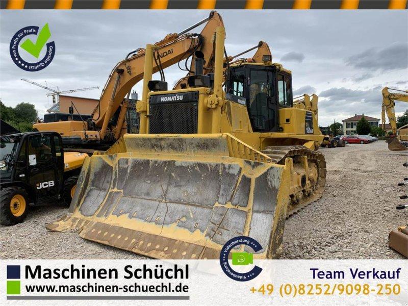 Bulldozer des Typs Komatsu D155AX-6  Mit Ripper, TOP Zustand 5660BH!!, Gebrauchtmaschine in Schrobenhausen (Bild 2)