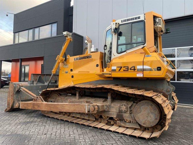 Bulldozer des Typs Liebherr PR 734 LGP, Gebrauchtmaschine in Goor (Bild 1)