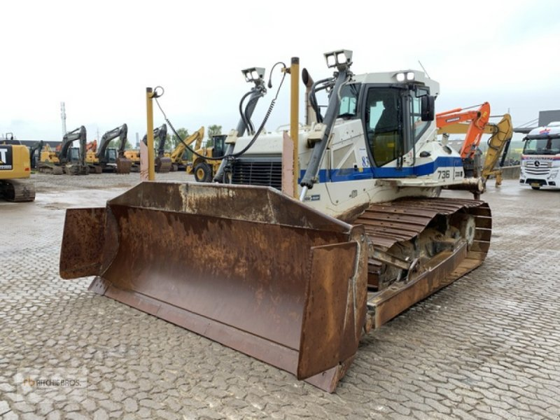 Bulldozer типа Liebherr PR736LGP, Gebrauchtmaschine в Aarhus (Фотография 1)