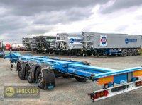 D-TEC Multi- Containerchassis für alle Sorten Container, Spritzverzinkt, AUCH zur MIETE Контейнер