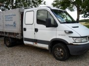 Container typu Iveco Daily  35c-14, Gebrauchtmaschine w Varde