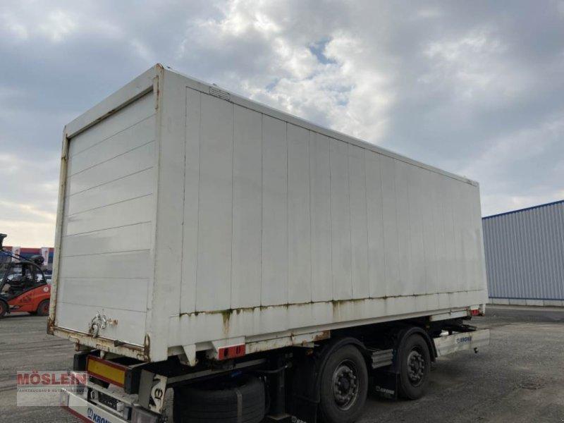 Container des Typs Krone WK7.3 RSTG BDF- Wechselkoffer C 7,45Typ: WK 7.3 R, Gebrauchtmaschine in Schwebheim (Bild 7)
