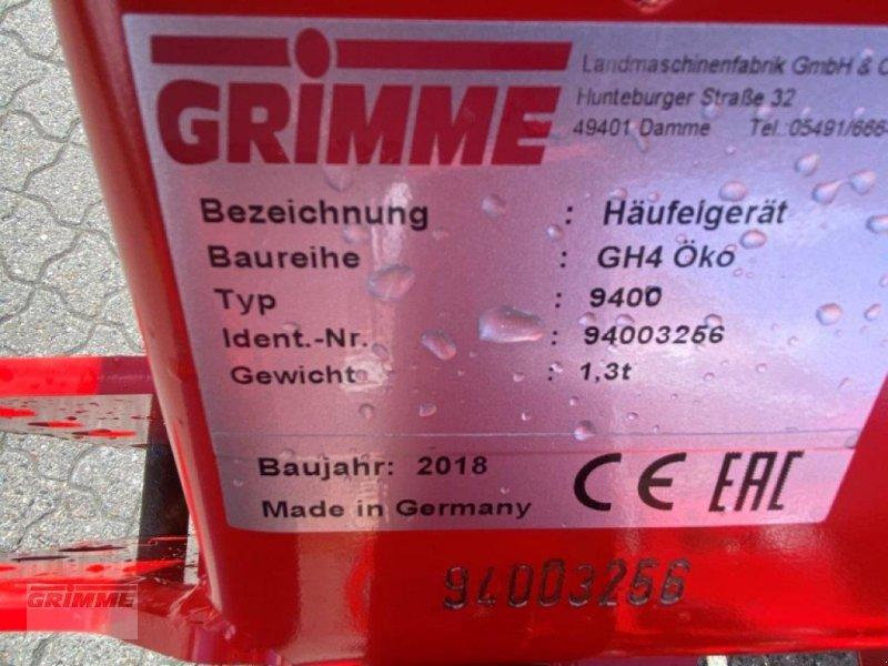 Dammformer типа Grimme GH 4 Öko, Gebrauchtmaschine в Rødkærsbro (Фотография 8)
