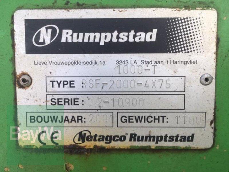 Dammformer des Typs Rumptstad Netagco RSF 2000 4-75, Gebrauchtmaschine in Sünching (Bild 7)