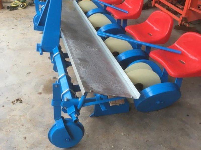 Dammformer des Typs Sonstige 4 Reihige Gemüsepflanzmaschine, Gebrauchtmaschine in Eferding (Bild 1)