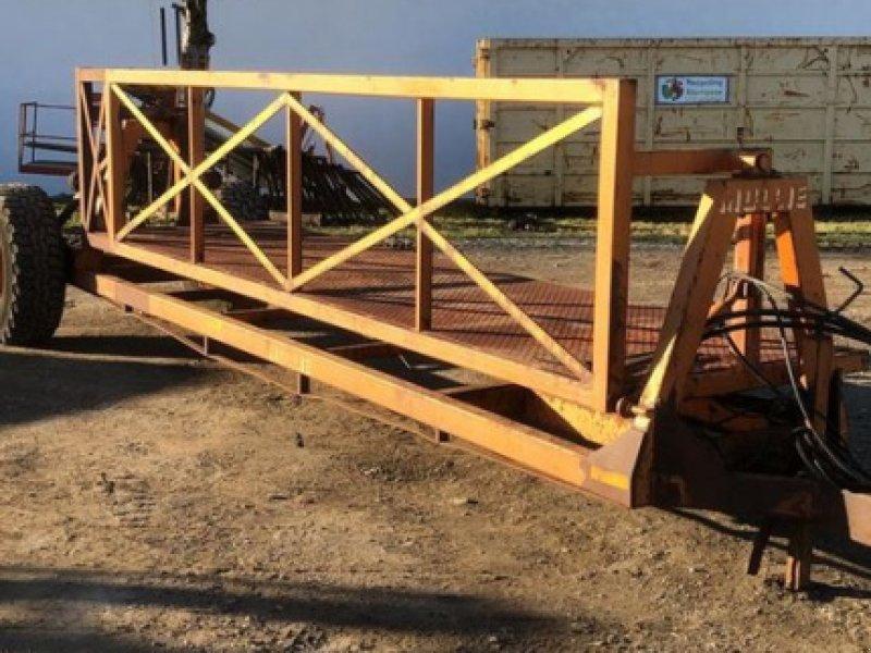 Dammformer des Typs Sonstige Kistenkipp Anhänger, Gebrauchtmaschine in Eferding (Bild 1)