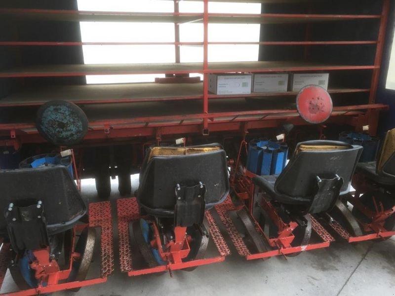 Dammformer des Typs Sonstige Lauwers Pflanzmaschine, Gebrauchtmaschine in Eferding (Bild 1)