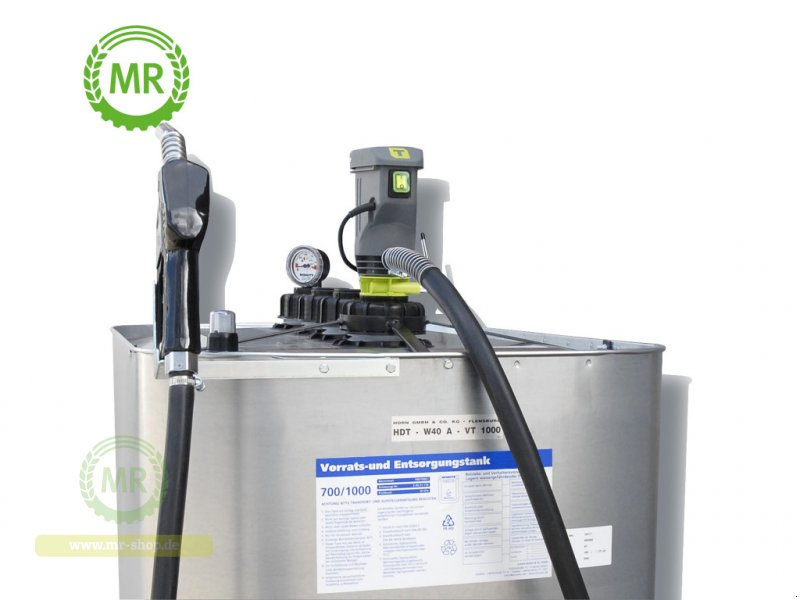 Schütz Dieseltankanlage VET 1.000 Liter Tankanlage Dieseltank