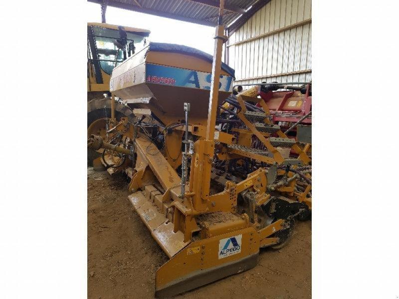 Direktsaatmaschine типа Alpego HERSE, Gebrauchtmaschine в PLUMELEC (Фотография 1)