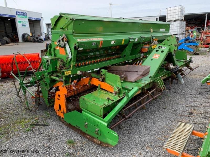 Direktsaatmaschine tip Amazone AD 402, Gebrauchtmaschine in ROYE (Poză 1)