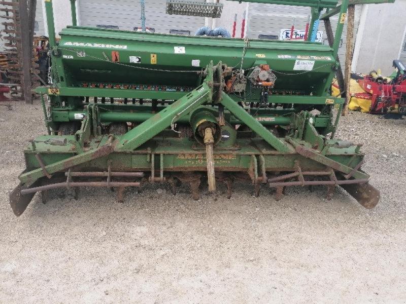 Direktsaatmaschine a típus Amazone COMBINE SEMIS, Gebrauchtmaschine ekkor: Chauvoncourt (Kép 1)