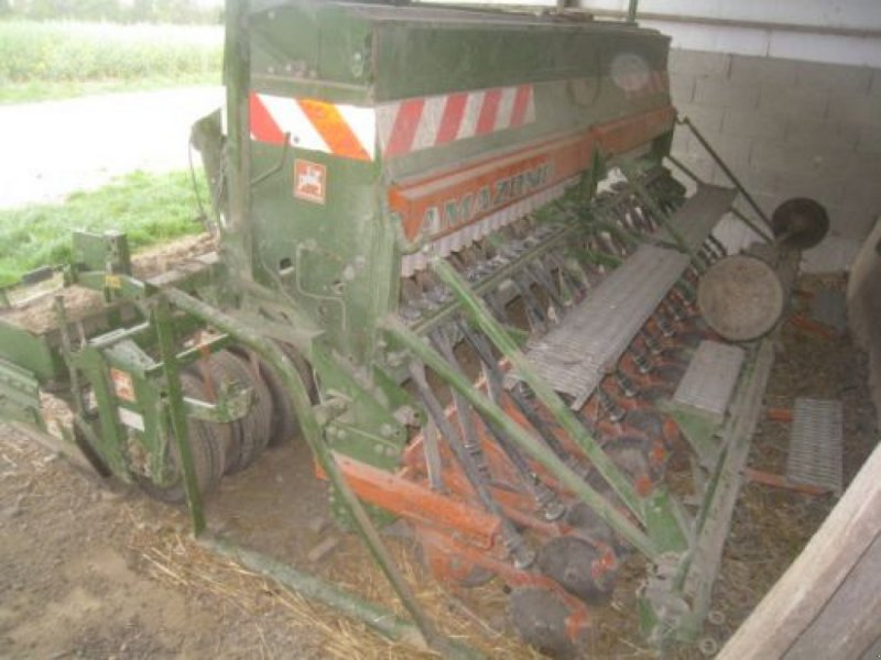 Direktsaatmaschine a típus Amazone DIVERS, Gebrauchtmaschine ekkor: Sainte Menehould (Kép 1)