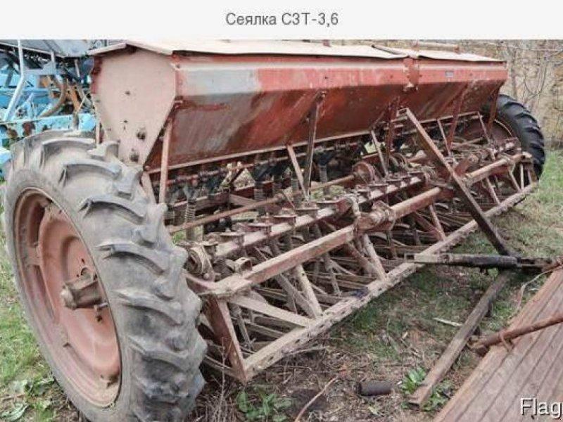 Direktsaatmaschine типа CHERVONA ZIRKA СЗТ 3.6, Gebrauchtmaschine в Херсон (Фотография 1)
