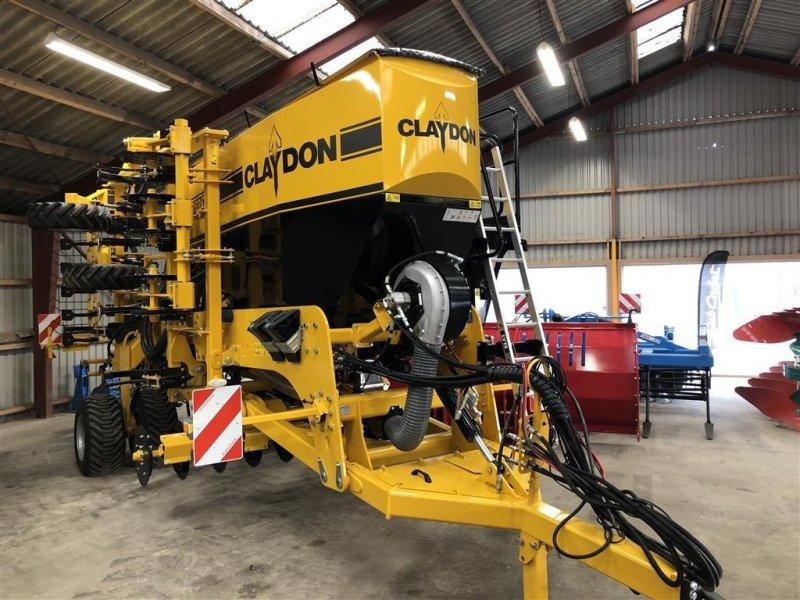 Direktsaatmaschine типа Claydon Claydon Hybrid T6, Gebrauchtmaschine в Brørup (Фотография 1)