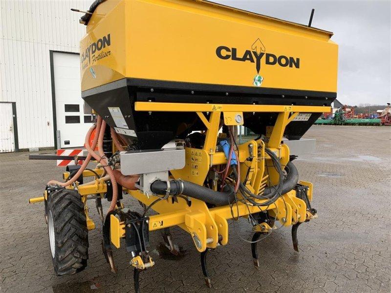 Direktsaatmaschine a típus Claydon Hybrid 3.mtr med gødningsplacering, Gebrauchtmaschine ekkor: Ringe (Kép 4)