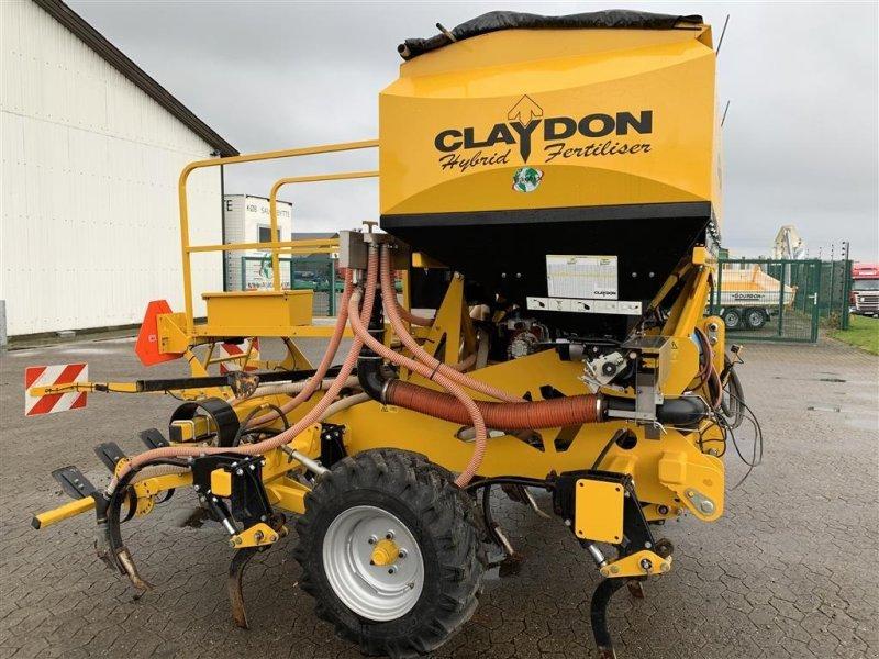 Direktsaatmaschine a típus Claydon Hybrid 3.mtr med gødningsplacering, Gebrauchtmaschine ekkor: Ringe (Kép 2)