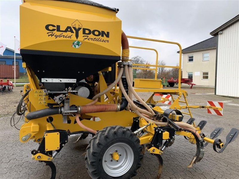 Direktsaatmaschine a típus Claydon Hybrid 3.mtr med gødningsplacering, Gebrauchtmaschine ekkor: Ringe (Kép 8)