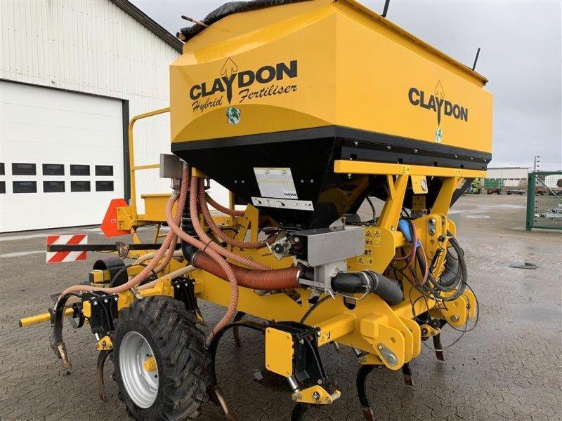 Direktsaatmaschine a típus Claydon Hybrid 3.mtr med gødningsplacering, Gebrauchtmaschine ekkor: Ringe (Kép 3)