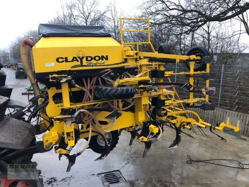 Direktsaatmaschine des Typs Claydon Hybrid M4, Gebrauchtmaschine in Reinfeld (Bild 1)