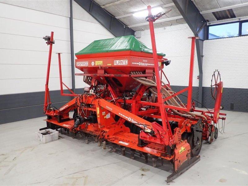 Direktsaatmaschine des Typs Gaspardo Aliente 400 Super fin maskine, Gebrauchtmaschine in Haderup (Bild 1)