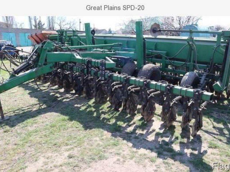Direktsaatmaschine des Typs Great Plains SPD 20, Gebrauchtmaschine in Херсон (Bild 1)