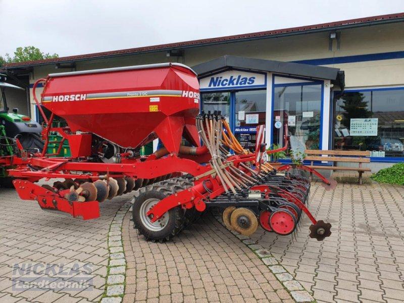Direktsaatmaschine des Typs Horsch Pronto 3DC, Gebrauchtmaschine in Schirradorf (Bild 1)