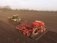 Horsch Tiger 6AS/Pronto 6TD Horsch Tiger AS inkl Challenger 865C Direktsaatmaschine