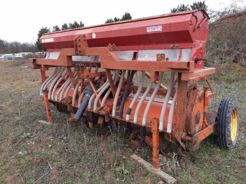 Direktsaatmaschine типа Howard ROTAVATOR, Gebrauchtmaschine в SAINT GENEST D'AMBIERE (Фотография 1)